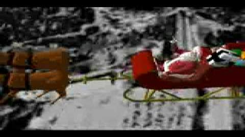 NORAD Tracks Santa - Dec 2003 - 22 - Cheyenne Mtn, CO, USA - English