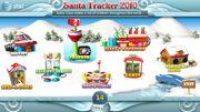 ATT – Uverse – Santa Tracker