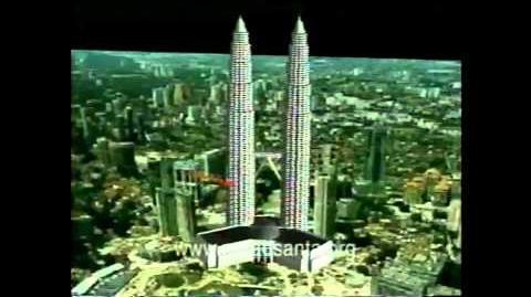 2000 - 07 - NTS - Petronas Towers - Malaysia - English