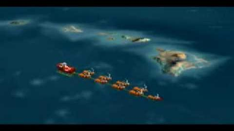 NORAD Tracks Santa - Dec 2003 - 25 - Hawaii, USA - English