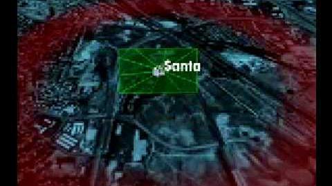 NORAD Tracks Santa - Dec 2004 - 22 - Cheyenne Mtn, CO, USA - English