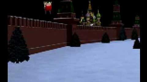 NORAD Tracks Santa - Dec 2004 - 09 - Moscow, Russia - English