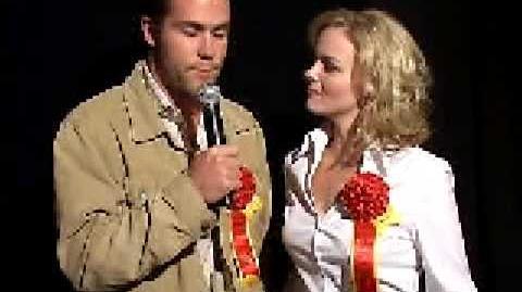 NORAD Tracks Santa - Dec 2004 - Kyle Brand and Martha Madison Celebrity Message