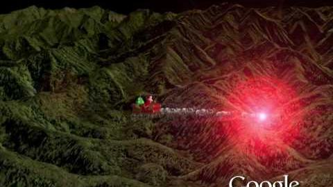 NORAD Tracks Santa 2009 - Hilo, Hawaii