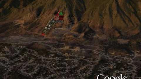 NORAD Tracks Santa 2009 - Colorado Springs, Colorado
