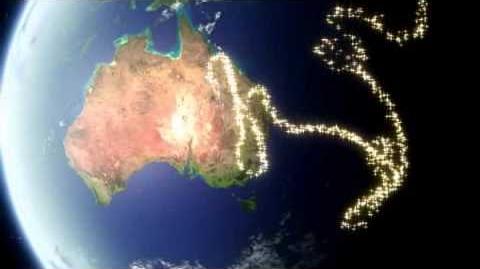 Santa's Path Australia - 2010 - Airservices Australia