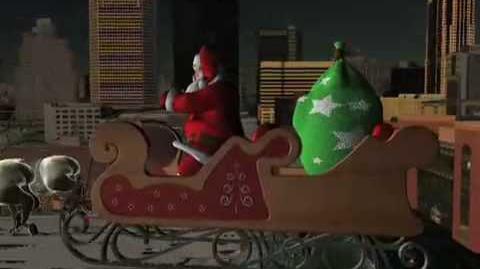 NORAD Tracks Santa 2008 - St