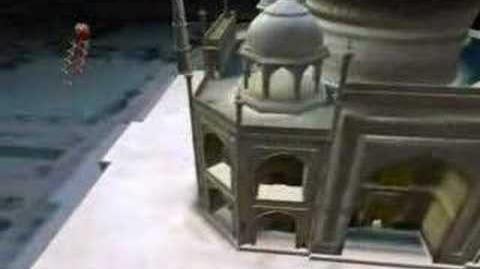 NORAD Tracks Santa 2007 - Taj Mahal, India