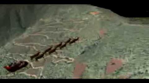 NORAD Tracks Santa - Dec 2003 - 16 - Machu Picchu, Peru - English