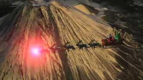 NORAD Tracks Santa 2008 - Fuji, Japan