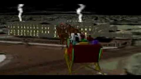 NORAD Tracks Santa - Dec 2003 - 14 - London, England - English