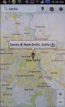 NORAD Tracks Santa - Smartphone - Android