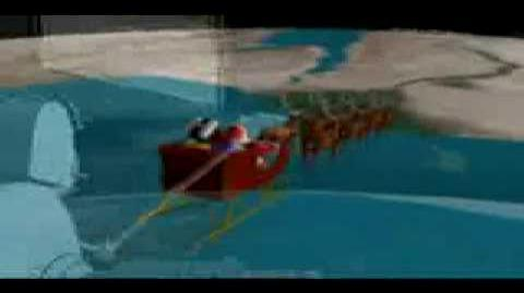 NORAD Tracks Santa - Dec 2003 - 10 - ISS and Pyramids - English