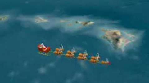 NORAD Tracks Santa - Dec 2002 - 25 - Hawaii, USA - English