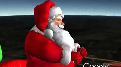 2010 - 03 - Auckalnd - NZ - NORAD Tracks Santa - English