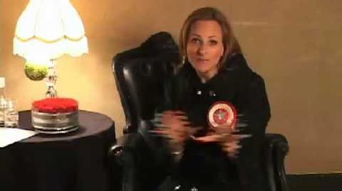 NORAD Tracks Santa - Dec 2006 - Marlee Matlin Celebrity Message