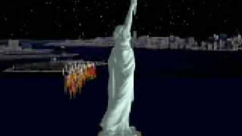 NORAD Tracks Santa - Dec 2002 - New York City Preview - English