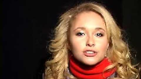 NORAD Tracks Santa - Dec 2004 - Hayden Panettiere Celebrity Message