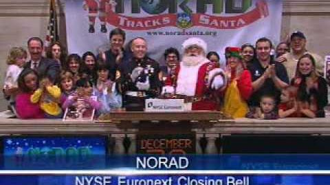 NTS - Toys for Tots - NYSE - Closing Bell - 20 Dec 2010