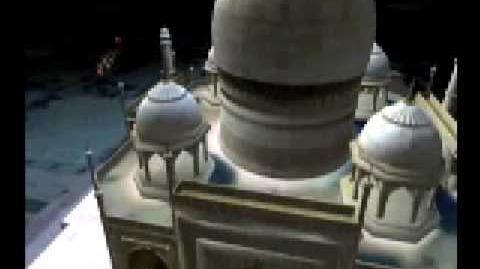 NORAD Tracks Santa - Dec 2004 - 07 - The Taj Mahal, India - English
