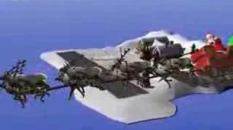 NORAD Tracks Santa 2007 Recap 2008 Trailer