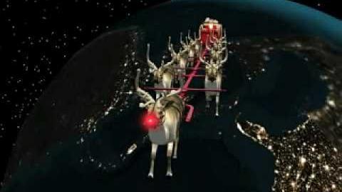 NORAD Tracks Santa - Dec 2005 - 10 - Intl Space Station - Pyramids - English
