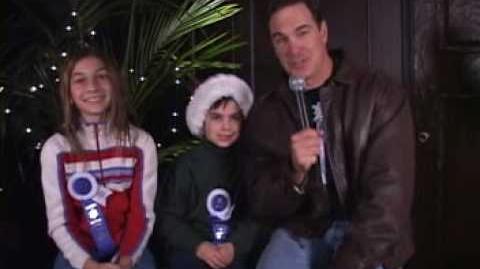 NORAD Tracks Santa - Dec 2005 - Patrick Warburton Celebrity Message