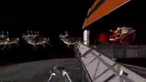Norad tracks santa 2005 & 2006 - International Space Station