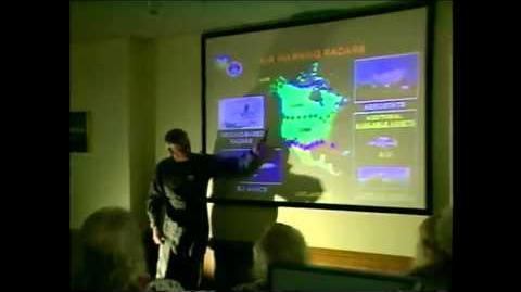 NTS - NORAD's Brief to Santa in 2000
