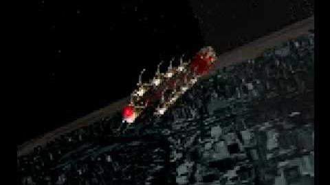 NORAD Tracks Santa - Dec 2004 - 13 - Paris, France - English