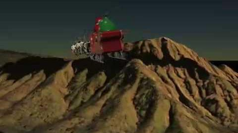 NORAD Tracks Santa 2008 - Hilo, Hawaii