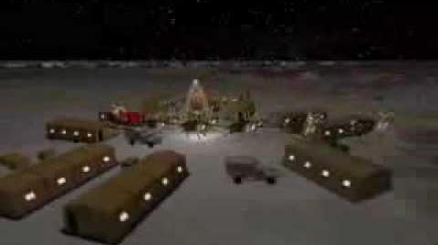 NORAD Tracks Santa 2007 - Baghdad, Iraq