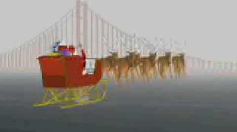 NORAD Tracks Santa - Dec 2002 - 23 - San Francisco, CA, USA - English