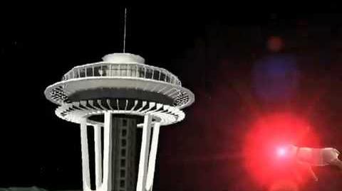 NORAD Tracks Santa 2008 - Seattle, Washington