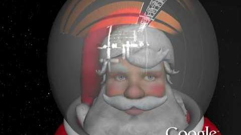 NORAD Tracks Santa 2009 - International Space Station