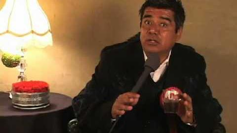 NORAD Tracks Santa - Dec 2006 - George Lopez Celebrity Message