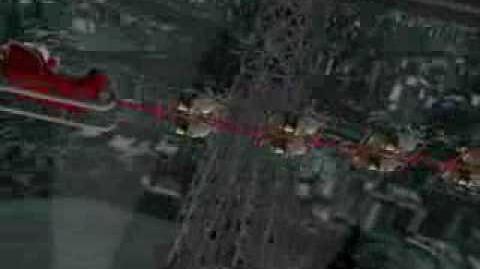 NORAD Tracks Santa 2007 - Paris, France