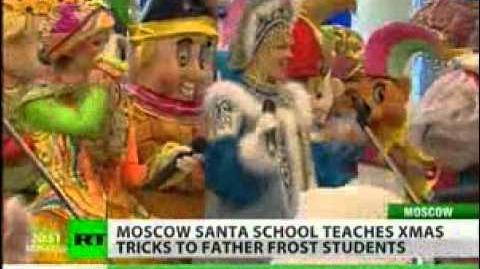 2010-12-27 - Father Frost School - Moscow - Russia