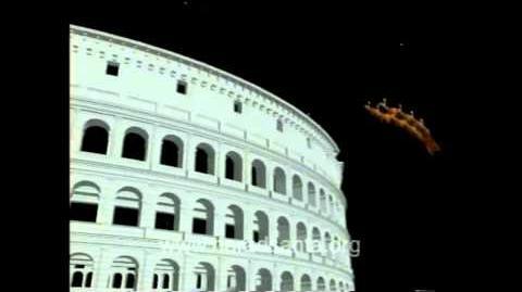 2000 - 14 - NTS - Coliseum - Rome - Italy - English