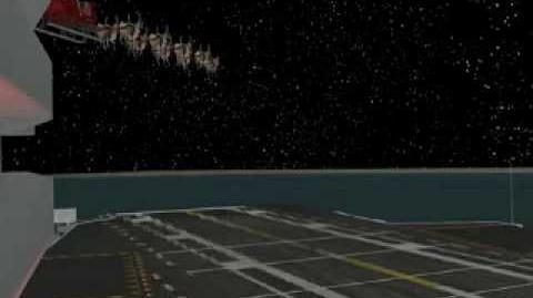 NORAD Tracks Santa - Dec 2005 - 08 - Persian Gulf - USA - English