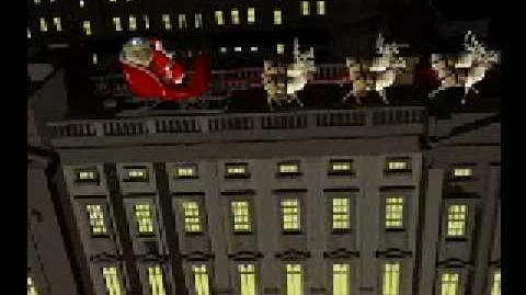 NORAD Tracks Santa - Dec 2004 - 14 - London, England - English