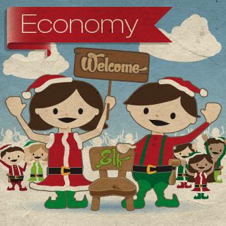 2011 - FAA Santa – Economy - Part 1