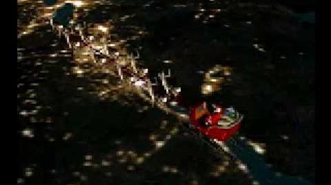 NORAD Tracks Santa - Dec 2004 - 17 - Newfoundland, Canada - English