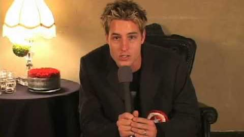 NORAD Tracks Santa - Dec 2006 - Justin Hartley Celebrity Message