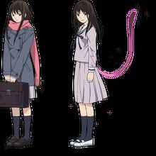 Iki Hiyori/Image Gallery | Noragami Wiki | Fandom