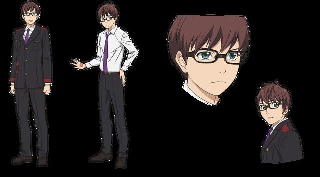 Файл:Character Design - Kazuma.png