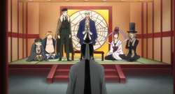 Aragoto Episode 10