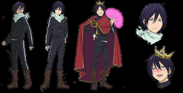 Файл:Character Design - Yato.png