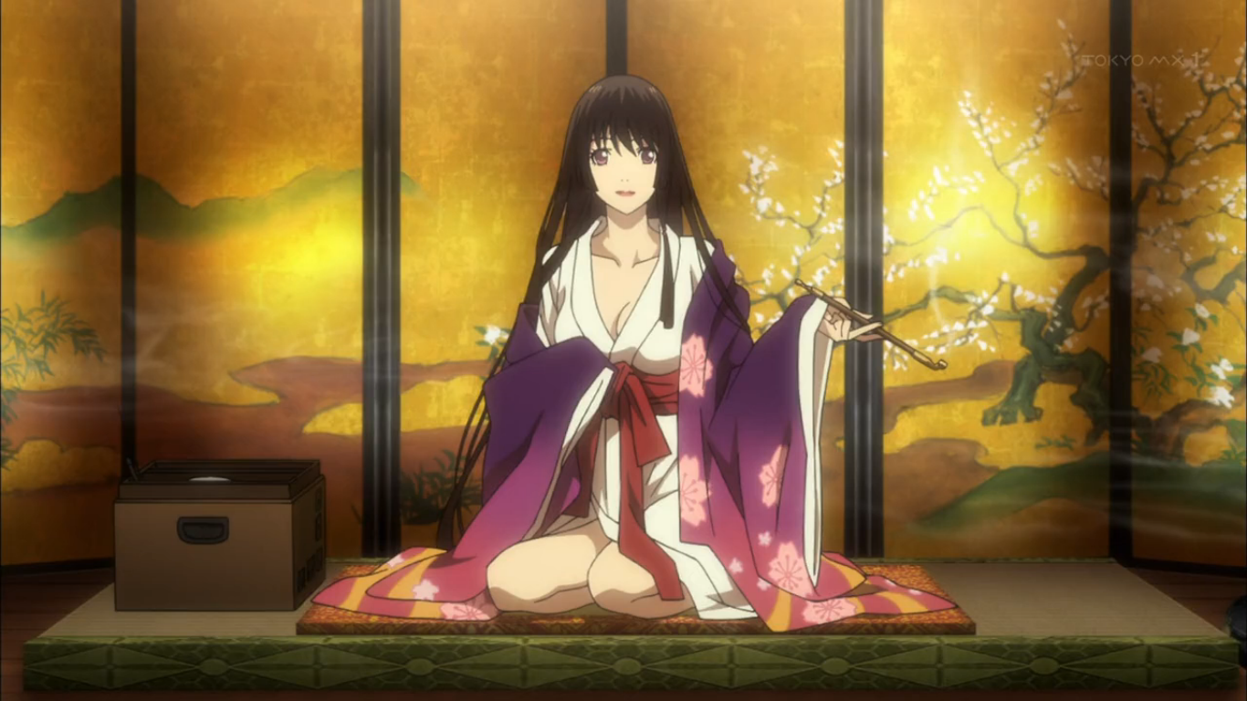 Noragami Aragoto Episode 09 Noragami Wiki Fandom Powered By Wikia