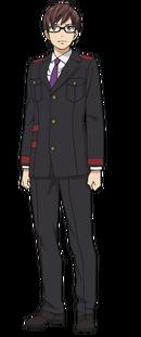 Kazuma sin fond